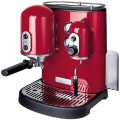 KitchenAid Artisan 5KES100BER Espresso Maker / from $999