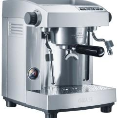 Graef ES90 Matt Finish Double Thermoblock Espresso Machine