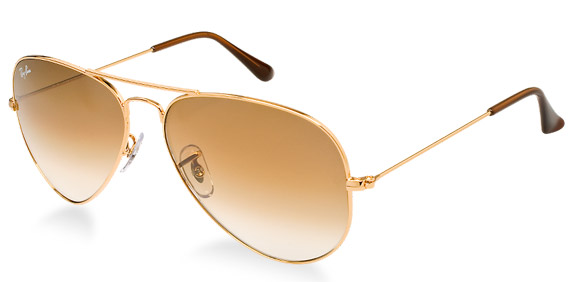 ray-ban-aviator-gold-brown